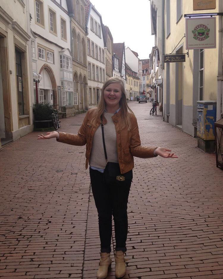 Kjerstin Berg, Intern - Kjerstin worked as our intern during season 3!
