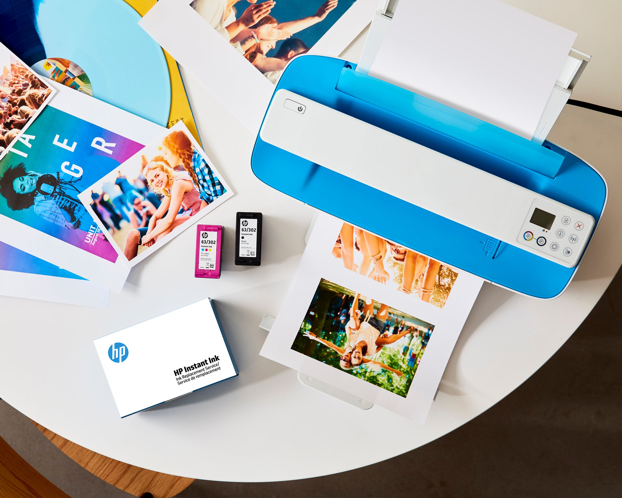 HP: Reinventing HP's ink subscription business