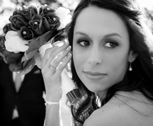 Jess O'Grady, one of my wonderful brides