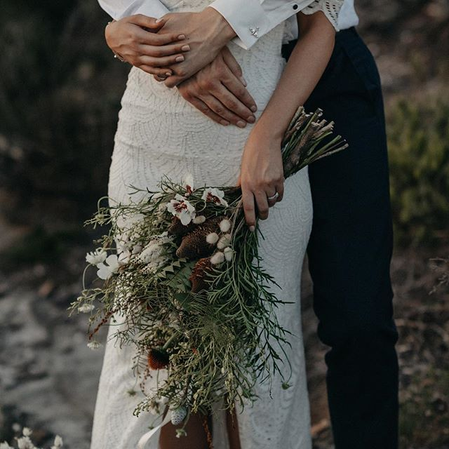 I've been M.I.A lately because I've been enjoying the lead up to the best day of my life. On Thursday I married the love of my life and I am still on a high!