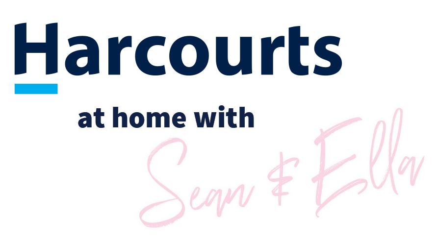 Harcourts at home with Sean & Ella