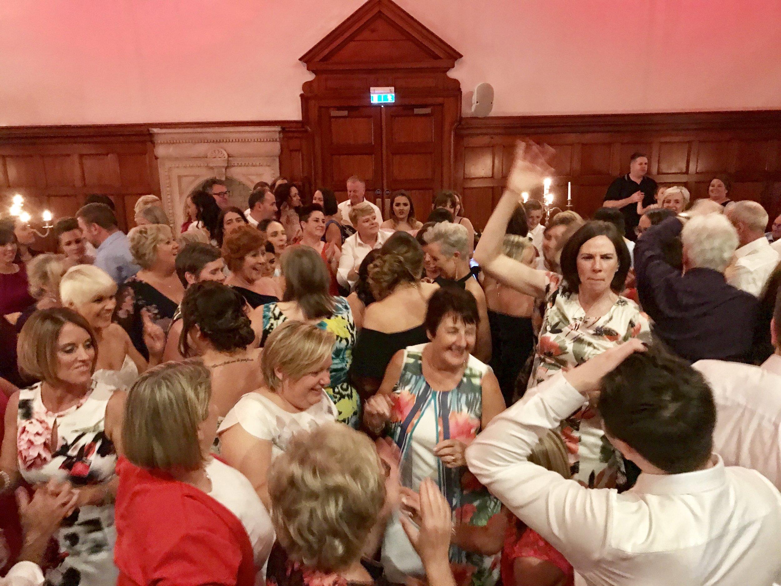 Irelands Best Wedding DJ