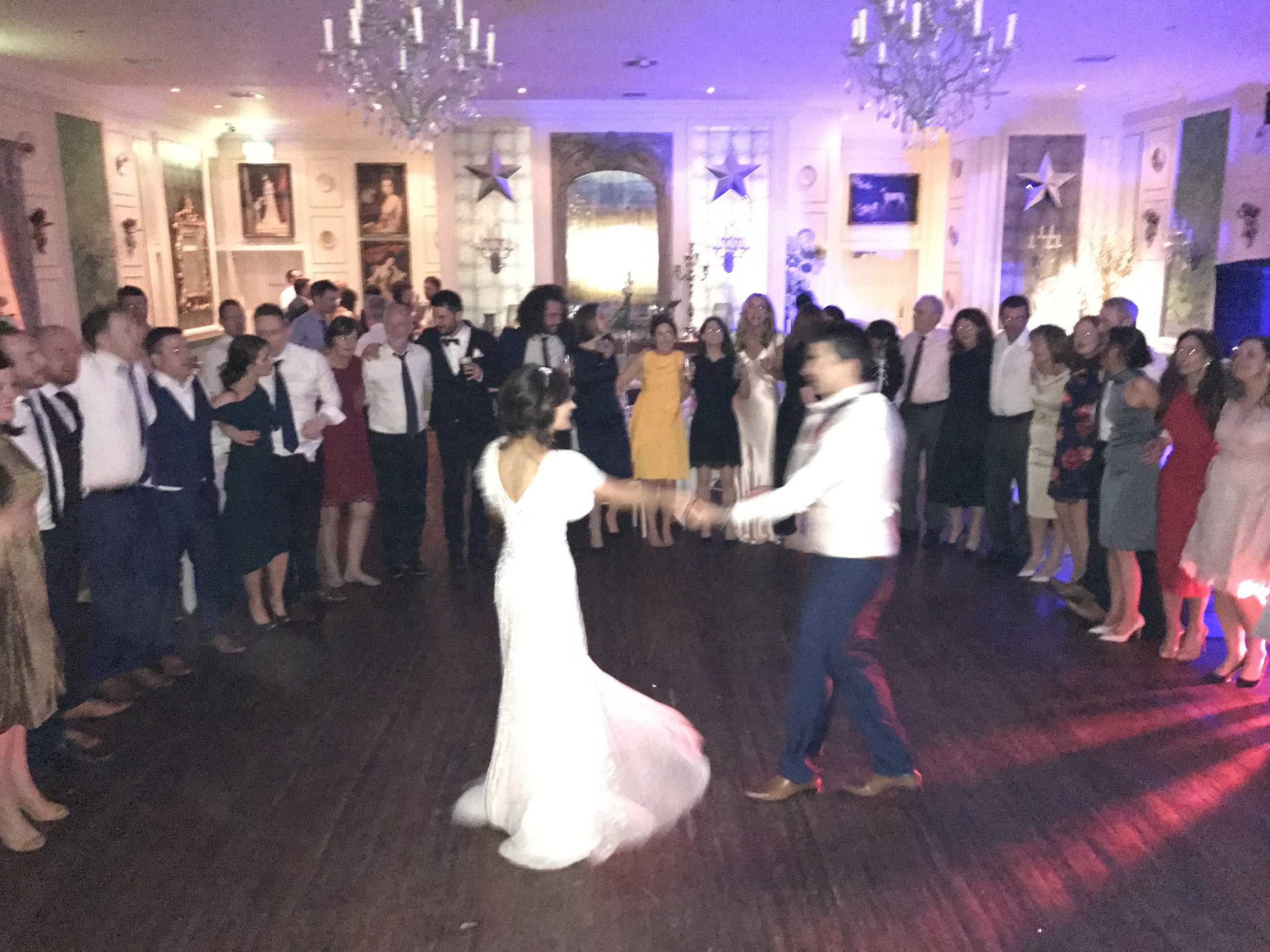 Irelands best wedding dj