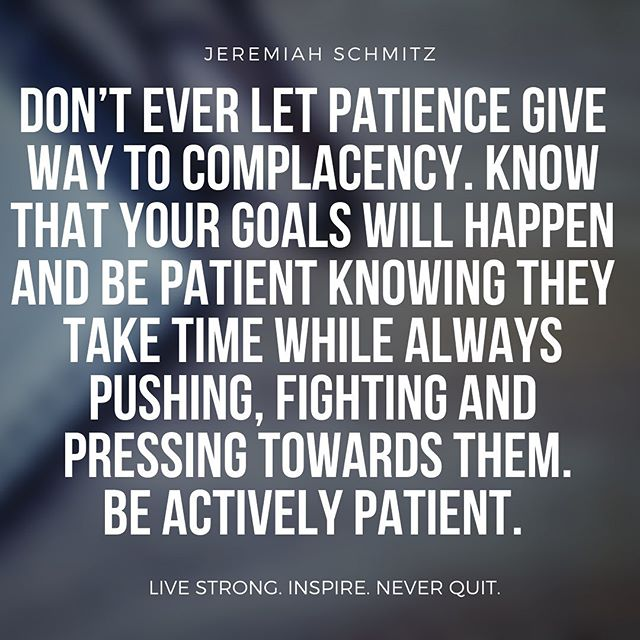 Patience is the game. Know your game and fight for it. Don't look at the cheerleaders or the crowd. Focus on you and your coach. Go get some.  www.jeremiahschmitz.com • • • 👔 #Inspiration #Motivated #toptags #SuccessQuotes #MotivationalQuotes #Millionaire #Learn #Network #AlwaysLearning #Grind #Dedication #Ambition #Money #Hustle #BuildYourEmpire #Leadership #SelfMade #DreamBig #MillionaireLifestyle #GoodLife #Mindset #KeepGoing #DailyGrind #NeverGiveUp #Entrepreneur #LifeQuotes #StartUpLife #Marketing #Motivation #Business