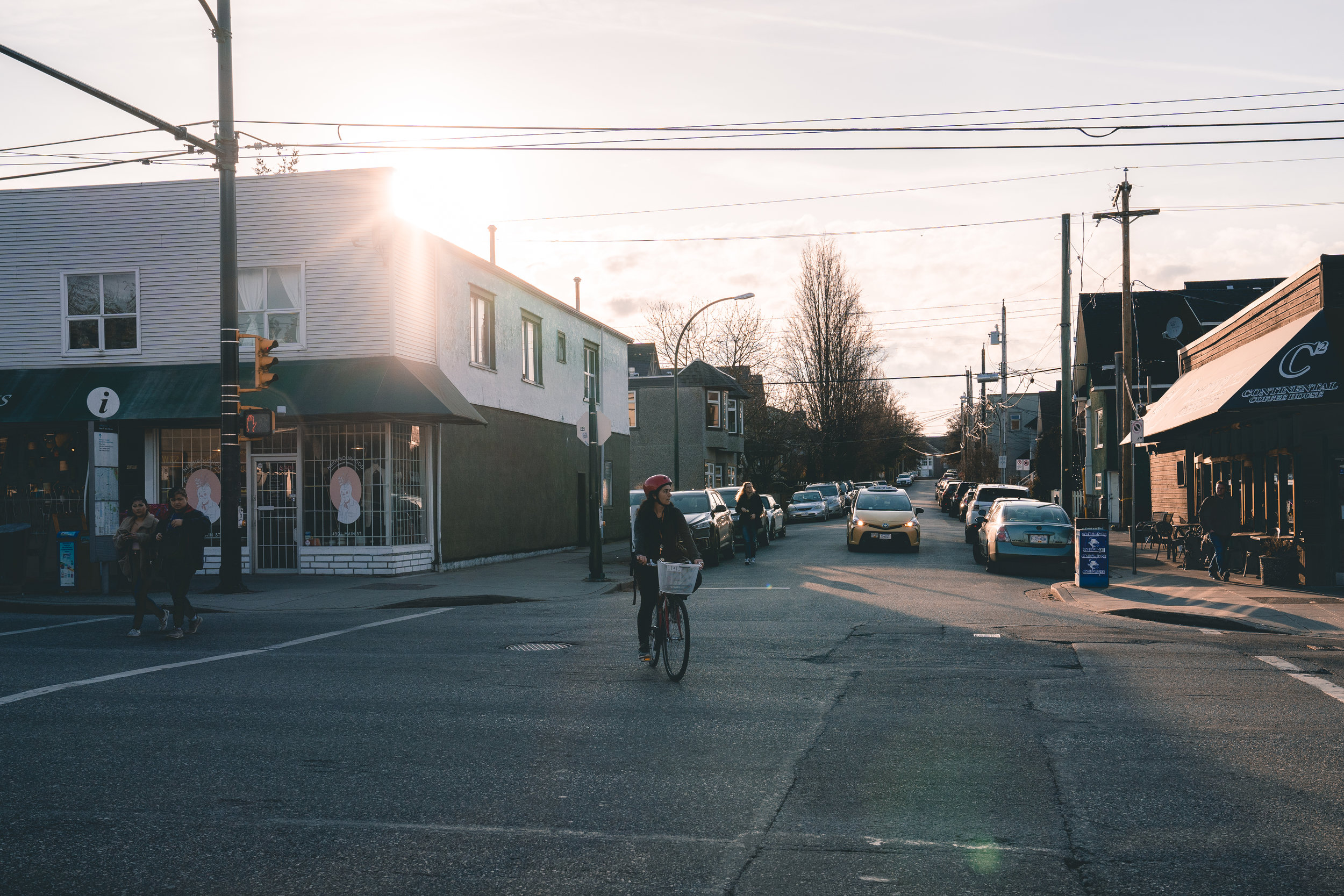 Photos from my new Vancouver suburb!