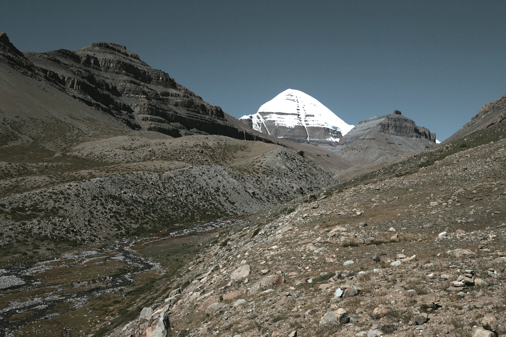 Kora Mt. Kailash Expedition 2007 Nr. 04 / Archival print on paper