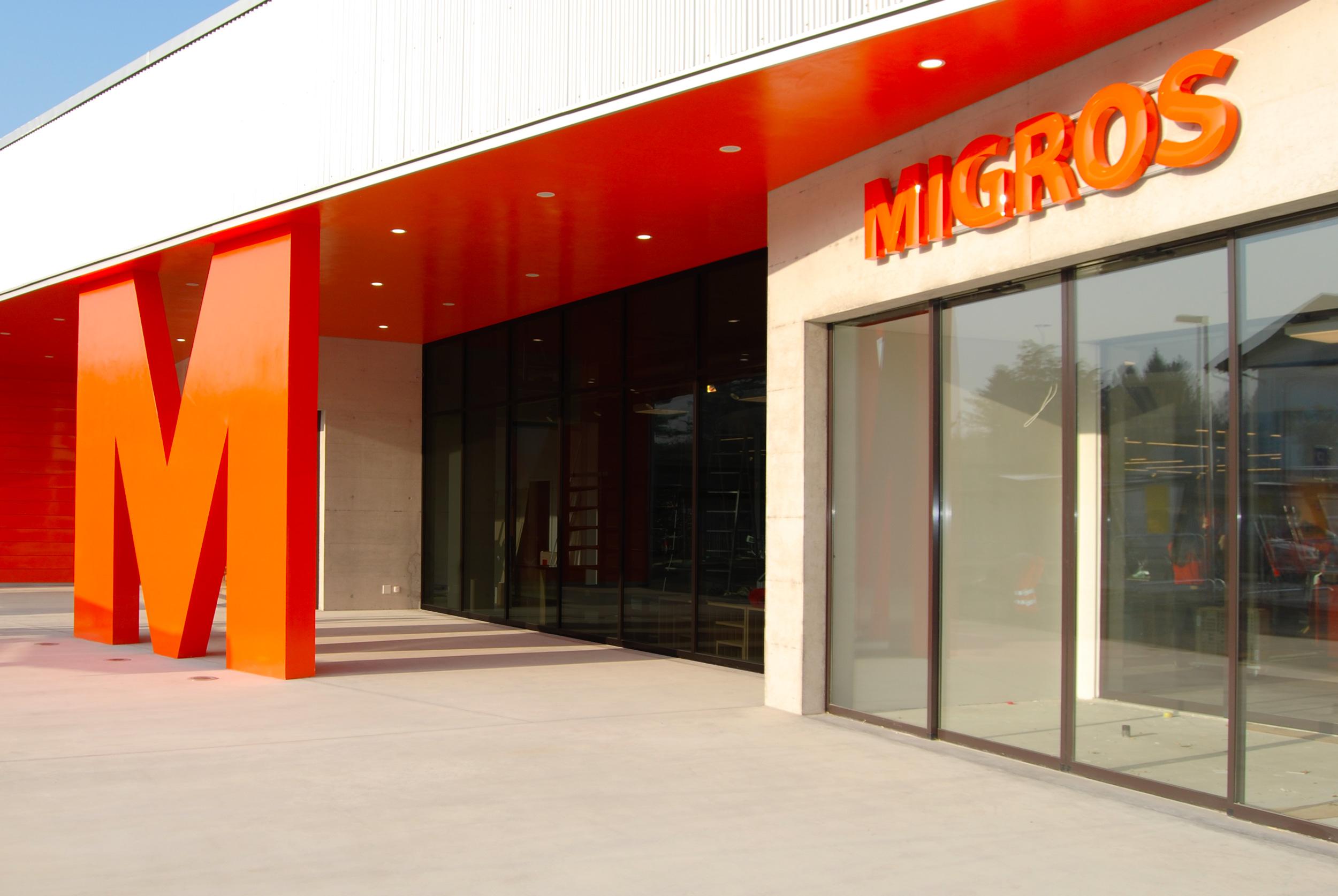 Migros - MENDRISIO
