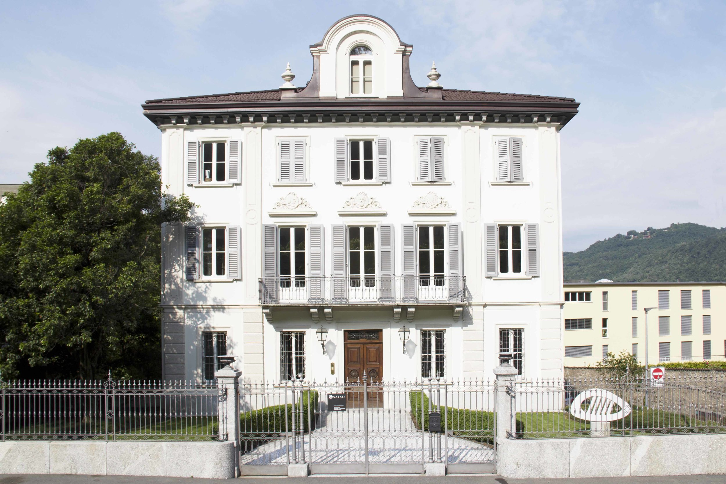 Villa MAR - MENDRISIO