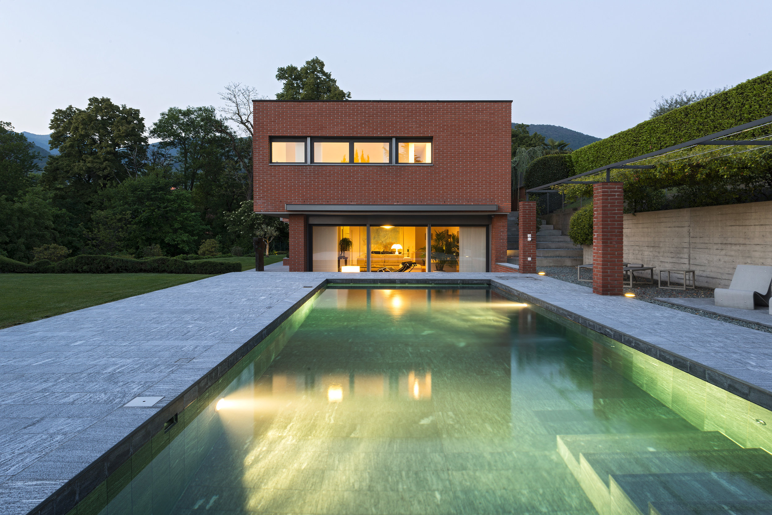 Villa CAS 1 - MENDRISIO