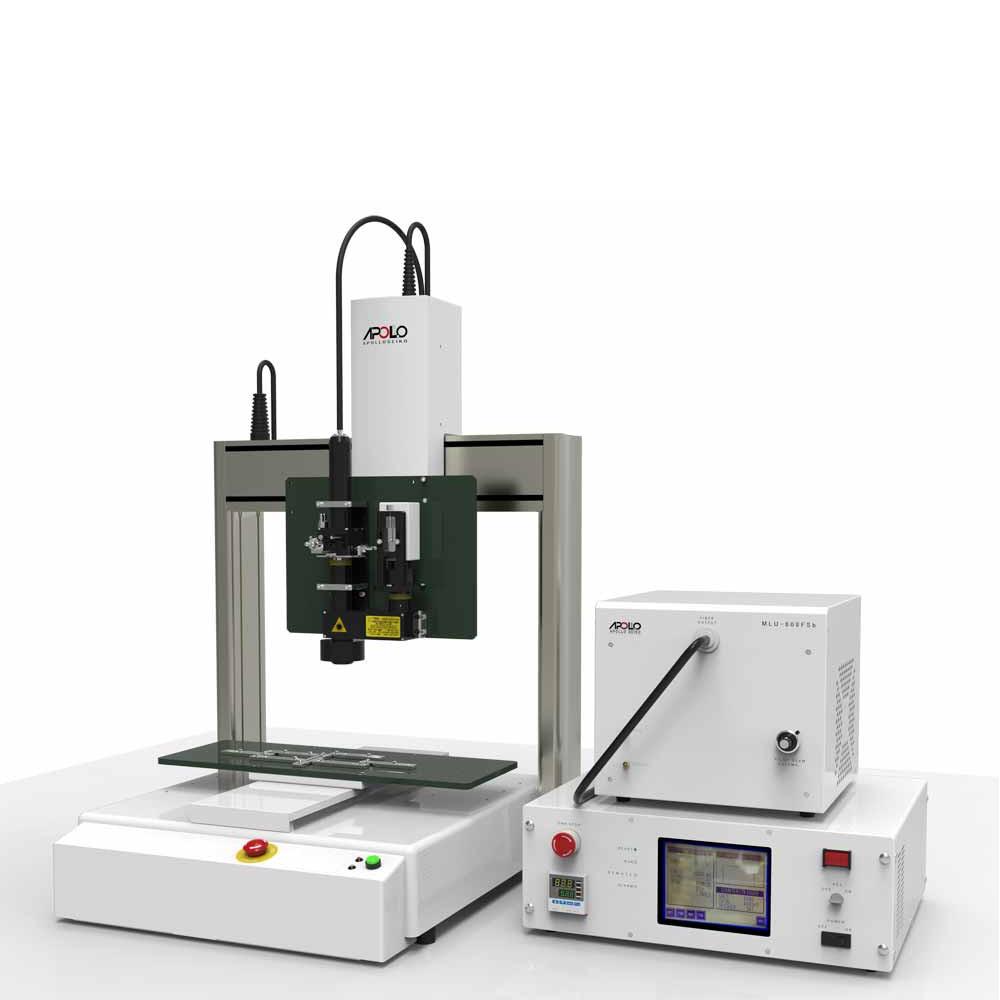 Laser Soldering Robot