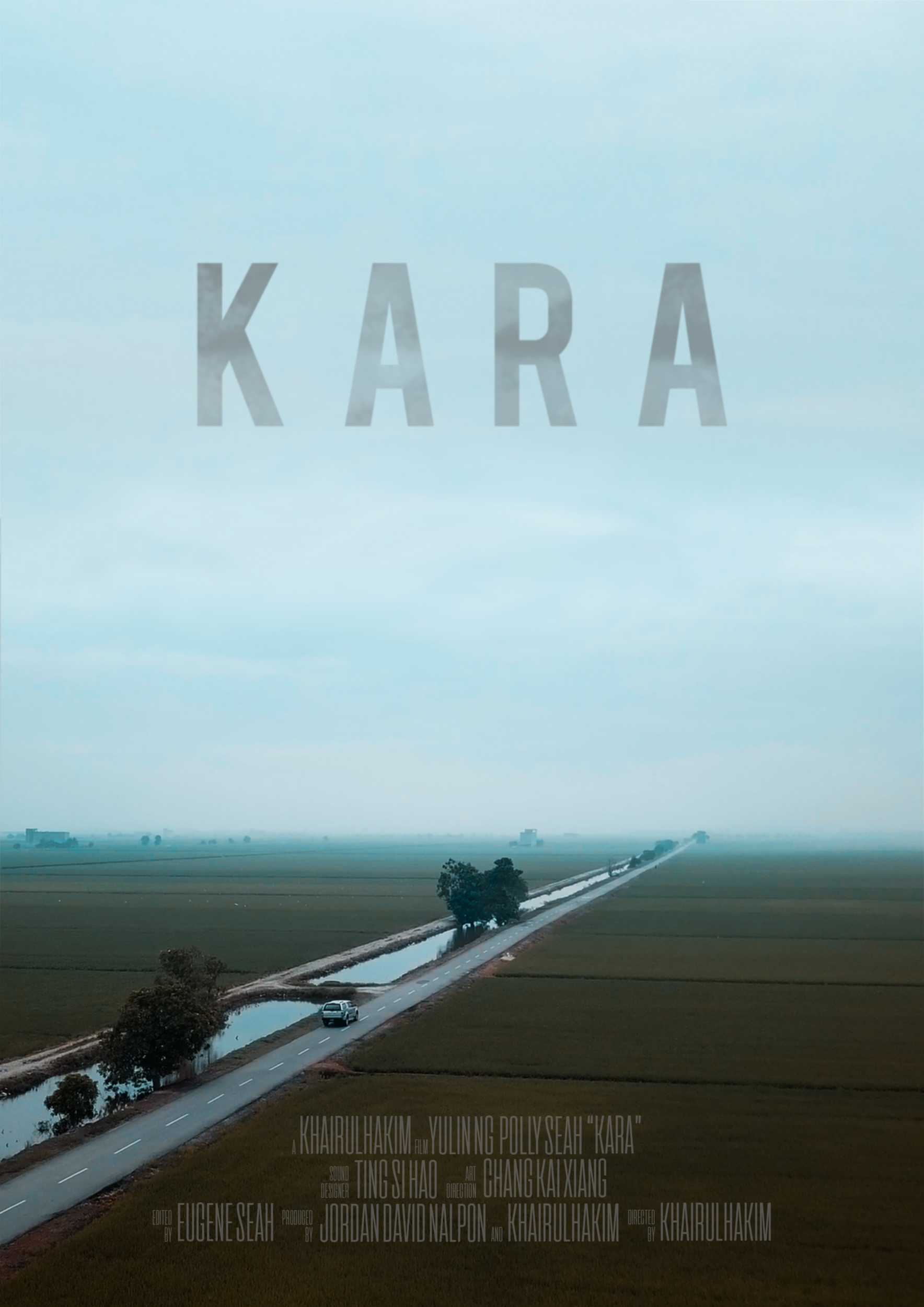 KARA synopsis :  Trying to move on from a troubled past, June attempts to escape her life with her virtual phone assistant, Kara. The device brings June through a literal journey of recovery, until she discovers that Kara's intentions are not what it seems.