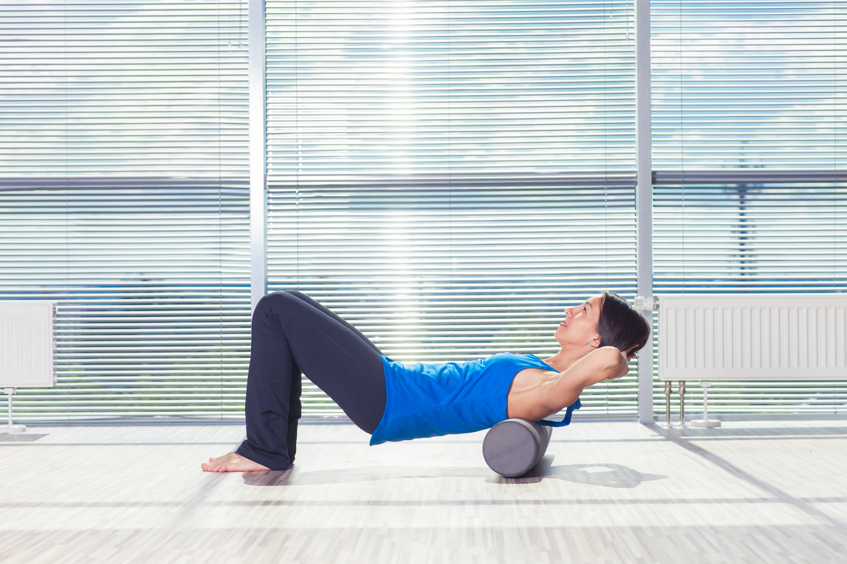 FOAM ROLL SERIES - Establishing a foam roll habit