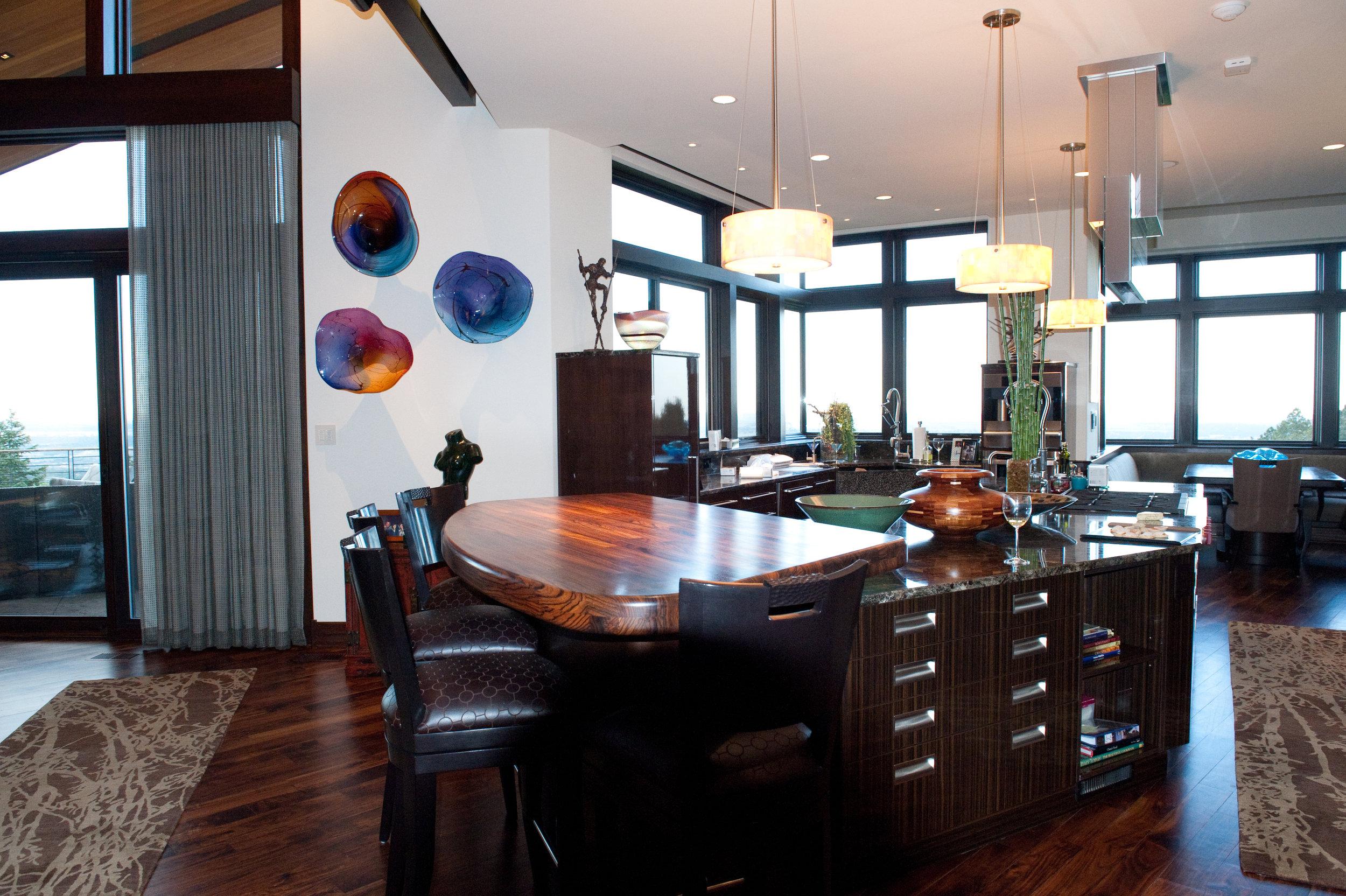 Kitchen with Glass Art.jpg
