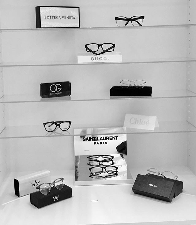 We like to provide the best possible care for all our patients by recommending the best quality lenses and frames. Starting March 1st we are offering 40% off our luxury frame lines, including Gucci, Prada, Saint Laurent, and many others. Take your class to the next level! #eighthavenueeyecare #wearedowntown #frames #sale #gucci #prada #saintlaurent #bottegaveneta #olivergoldsmith #dolpi #chloe #ameyewear