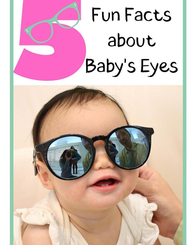 Why do optometrists recommend eye examinations from 6 months of age? Head on over to @mamanloupsden to learn more about baby's eyes and why it's important to start them young!