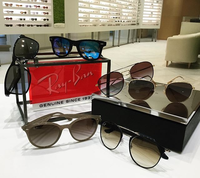 NEW ARRIVALS Ray-Bans Sunglasses 😎!! What's your favorite style? #raybansunglasses #sunglasses #calgaryalberta #eyewearfashion #glasses #downtown #calgary #eighthavenueeyecare #style #newarrivals #newstyles #getready #season