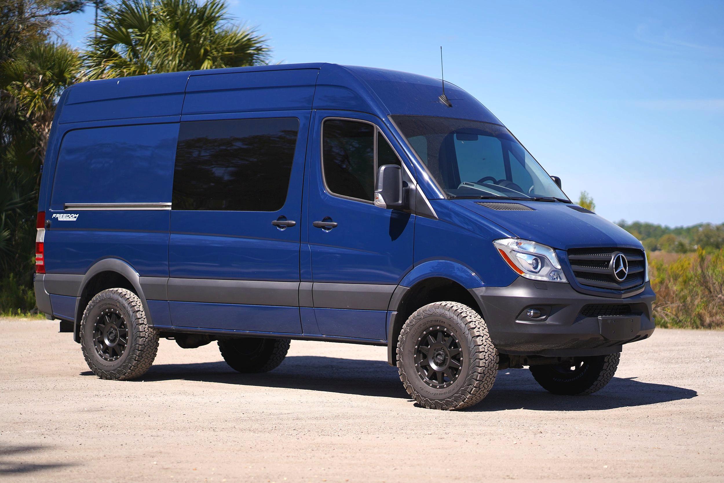 Freedom Conversions 4x4 Van - Camping - Camper Van