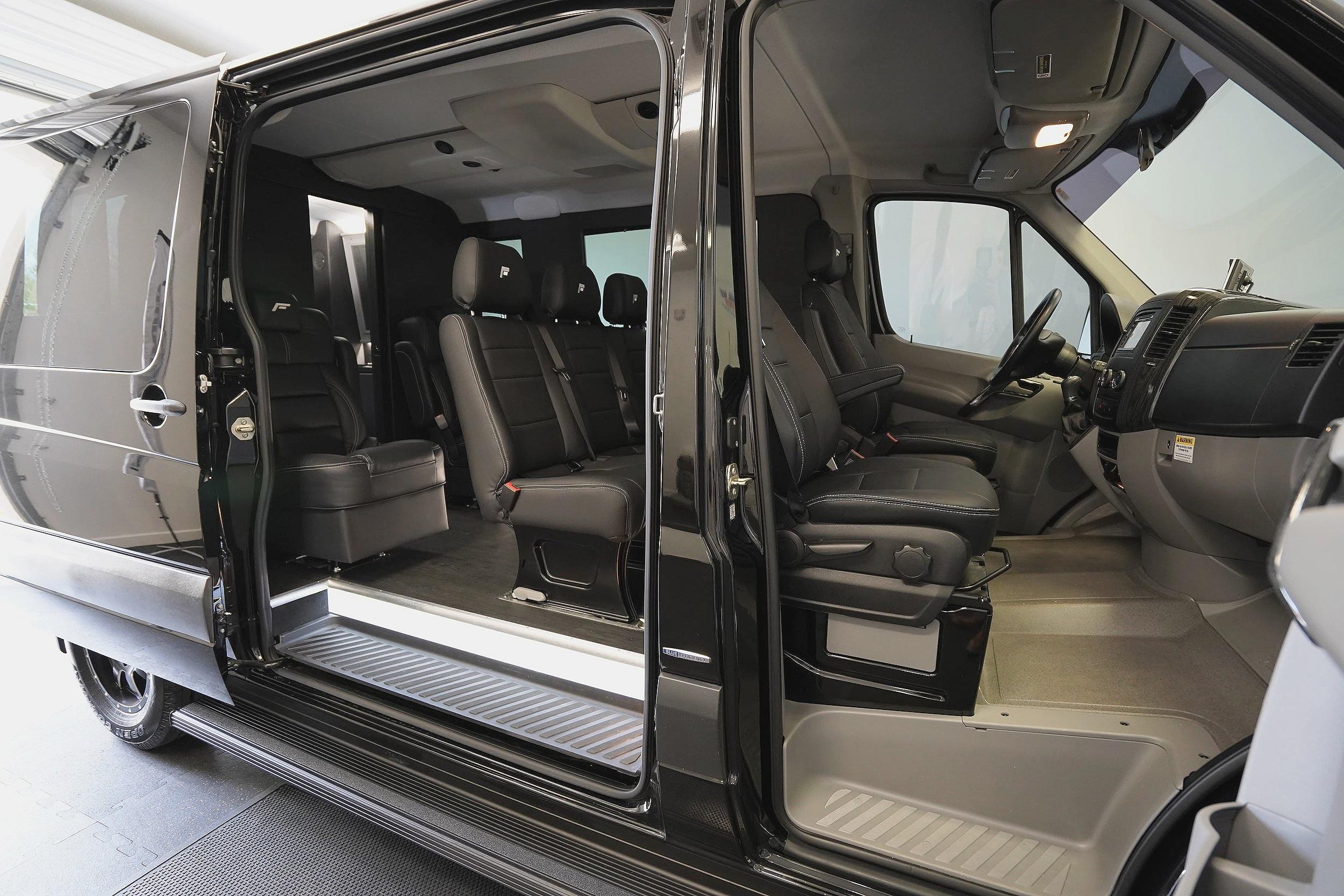 Custom Van - Freedom Conversions