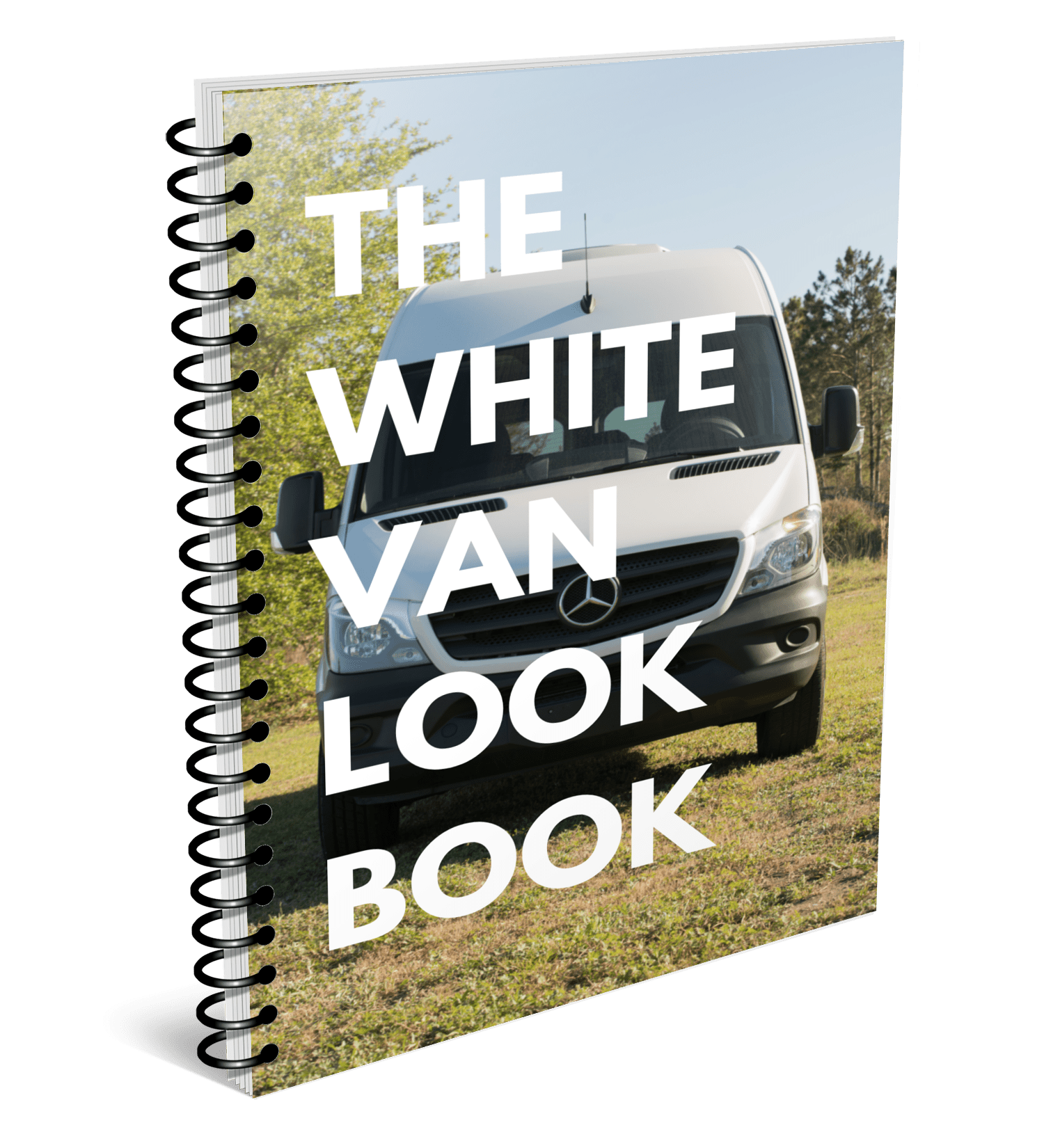 Freedom Conversions White Van Look Book