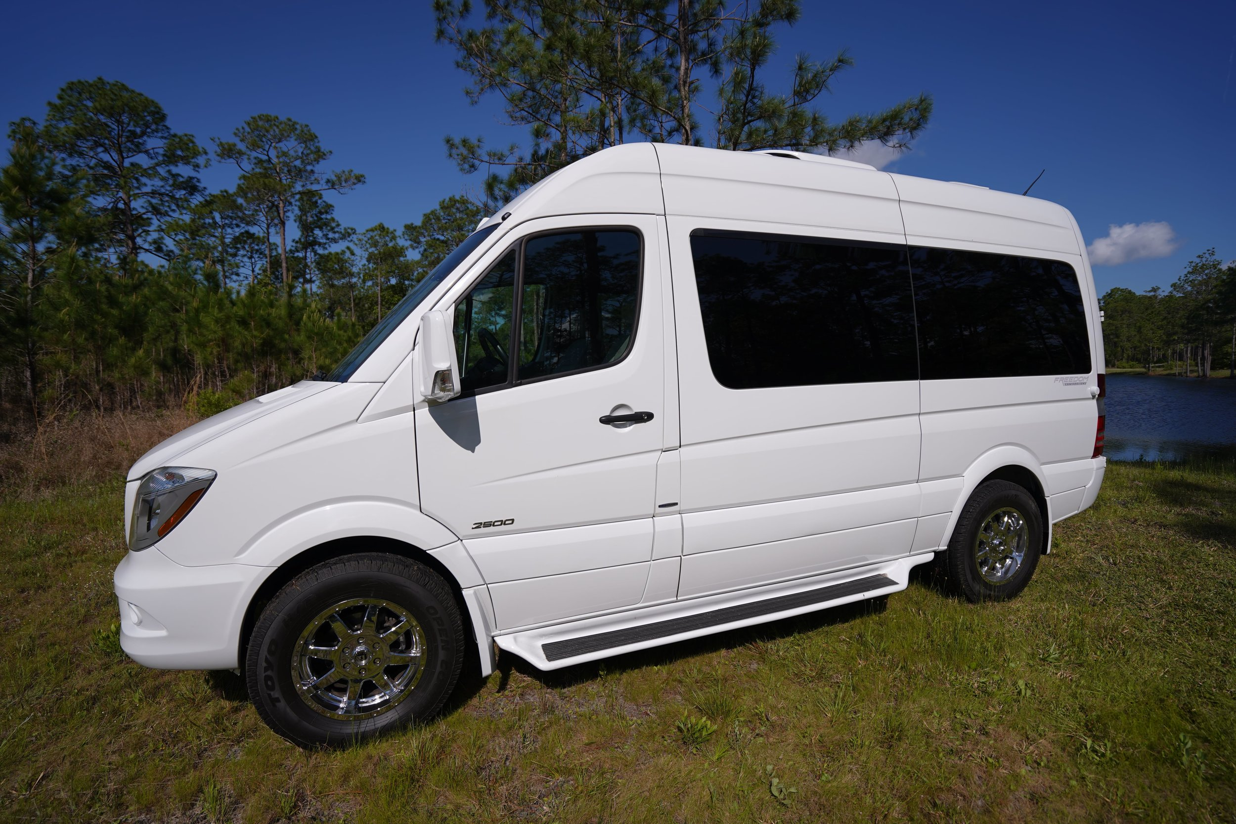 Freedom Conversions White Van 1.JPG