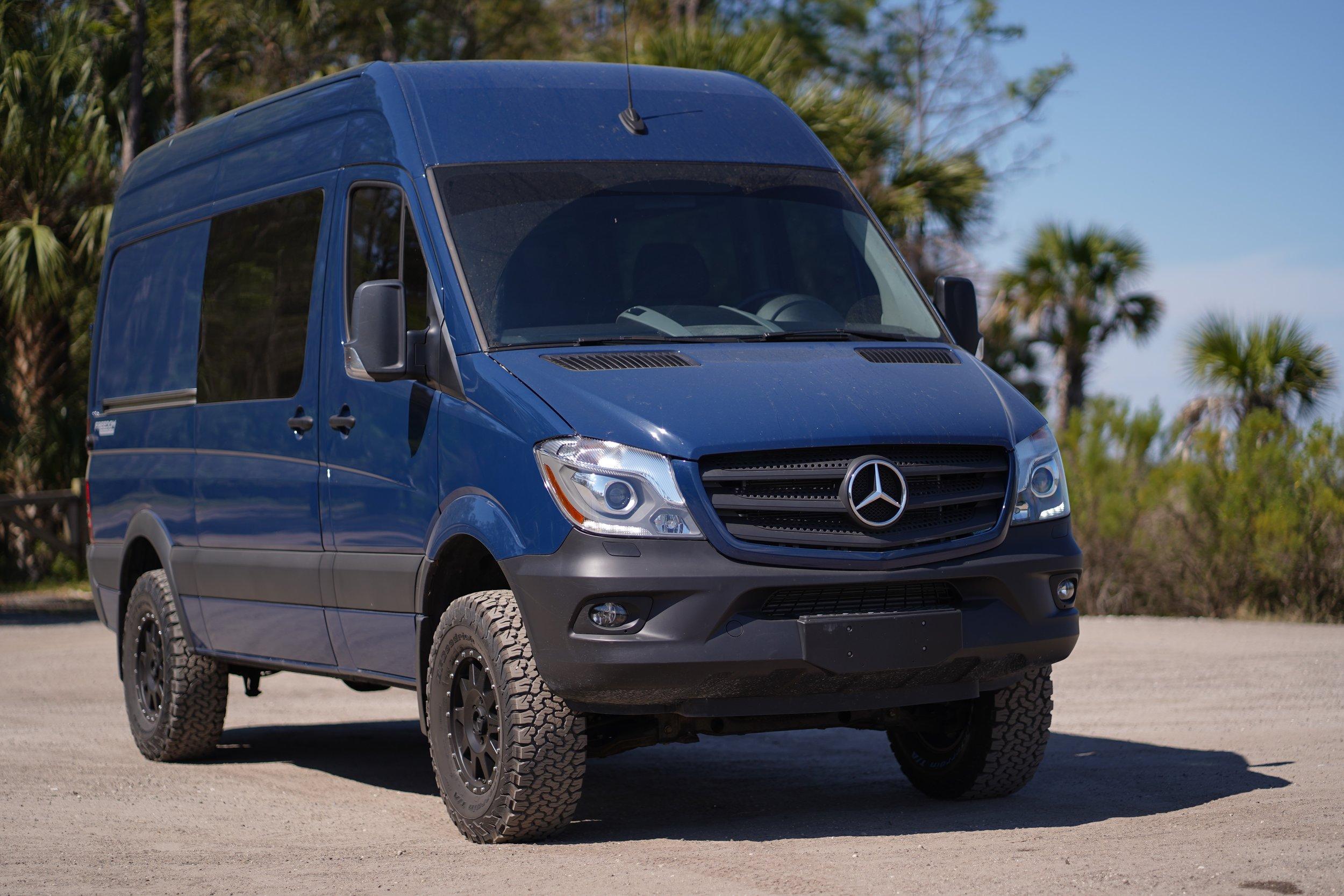 Camper Van Freedom Conversions