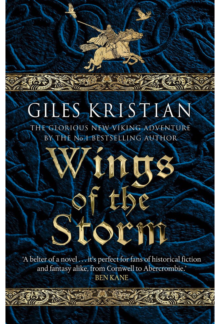 Wings of the Storm by Giles Kristian