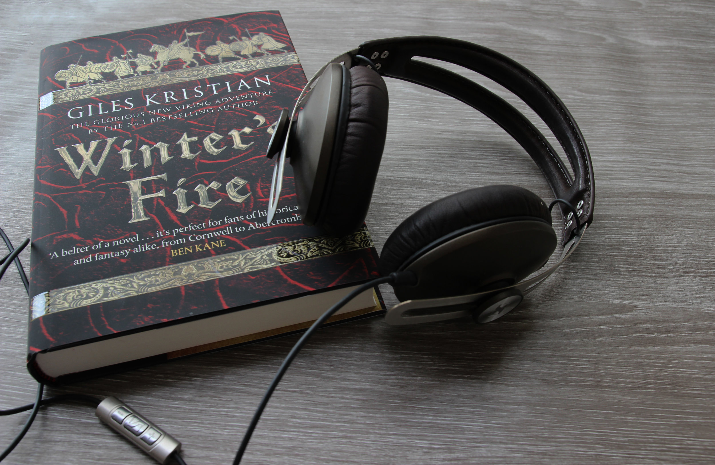 aUDIO BOOKS -