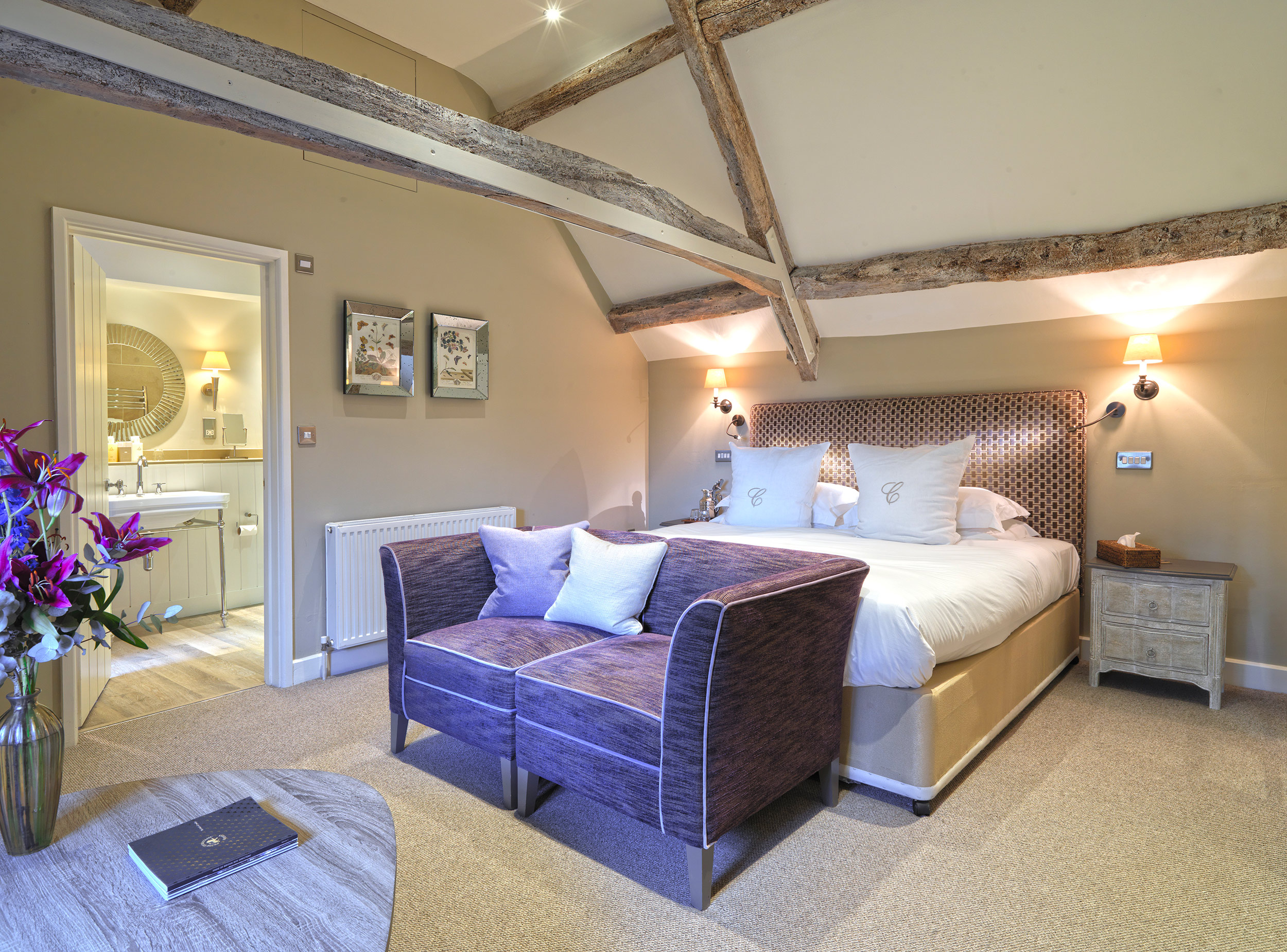 Calcot Manor - Cotswolds, England