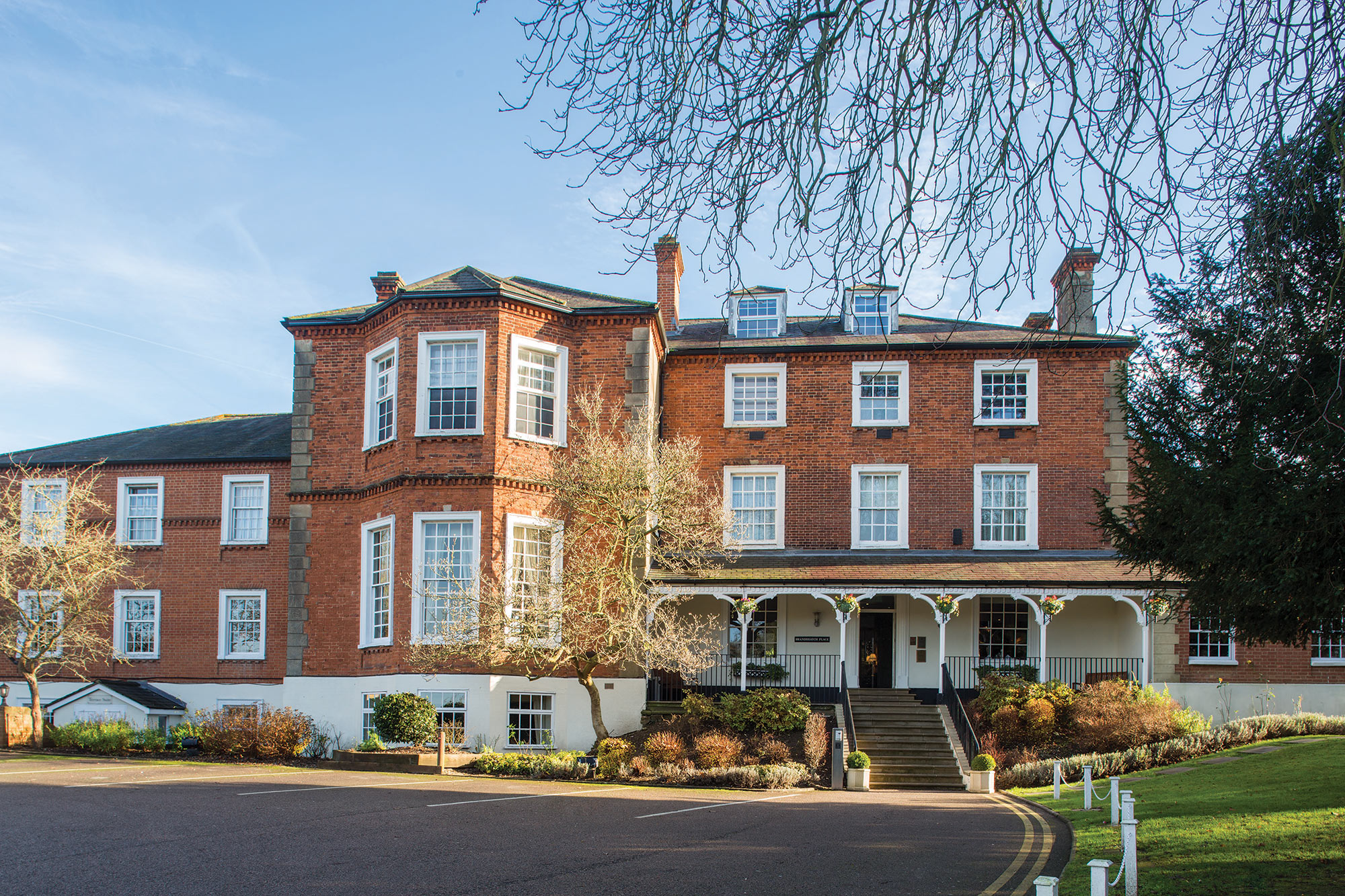 Brandshatch Place Hotel and Spa - Kent, UK