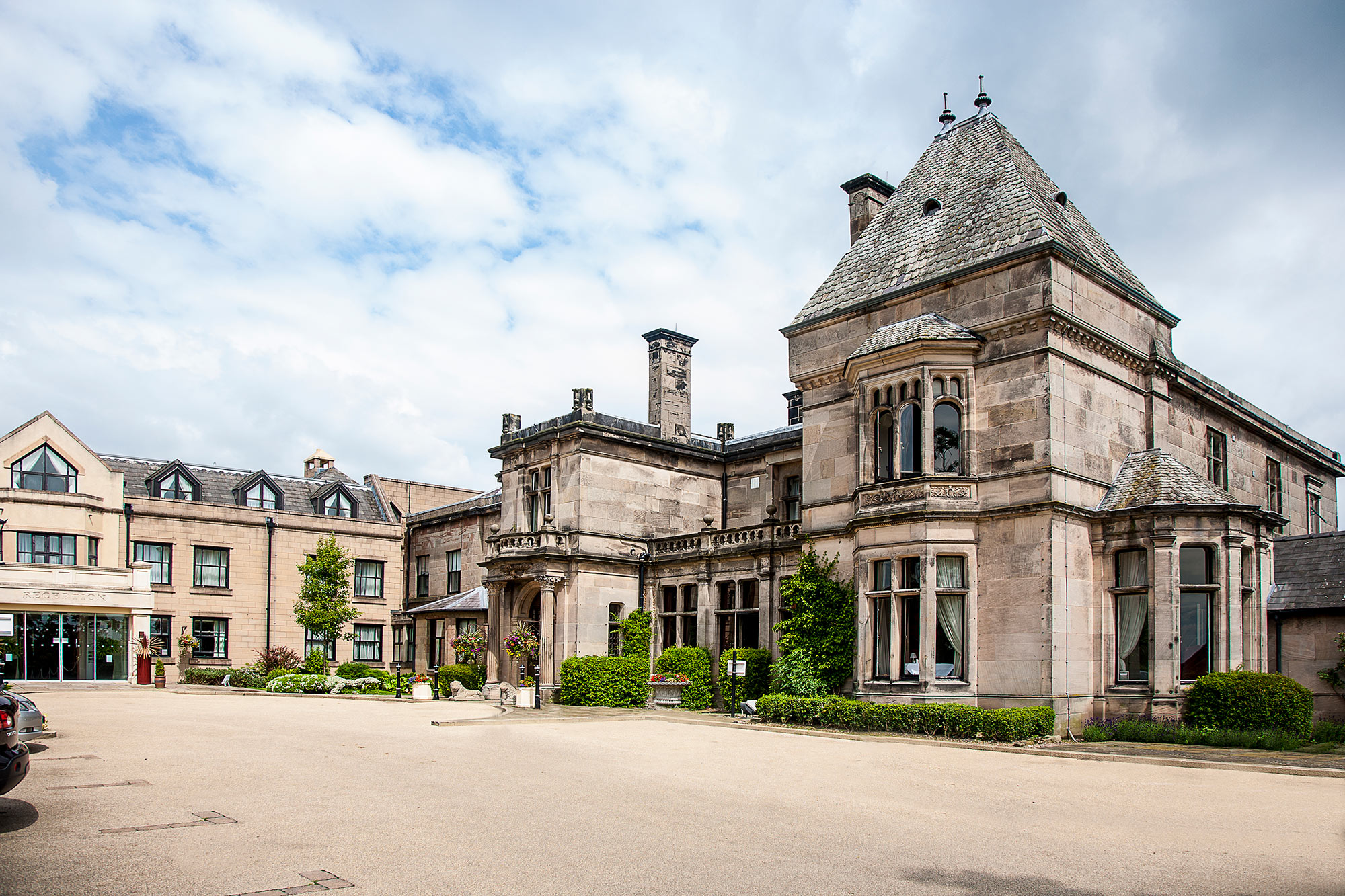 Rookery Hall Hotel and Spa - Nantwich, UK