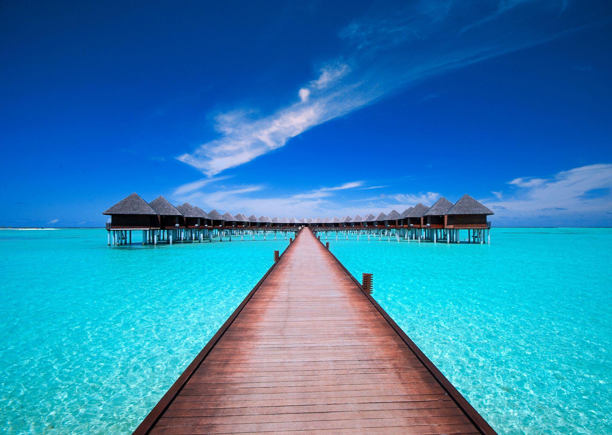 Olhuveli Beach & Spa - Maldives