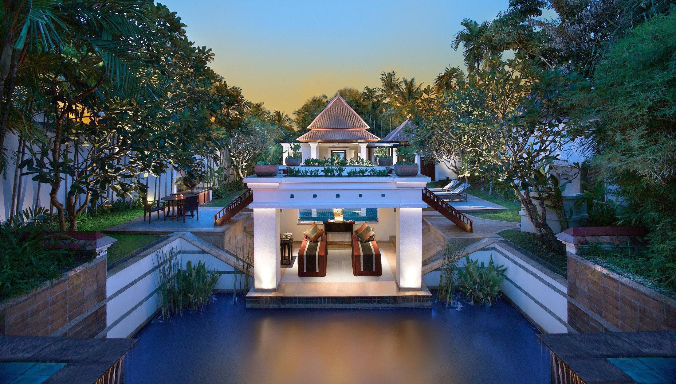 Banyan tree spa resort - Phuket, Thailand