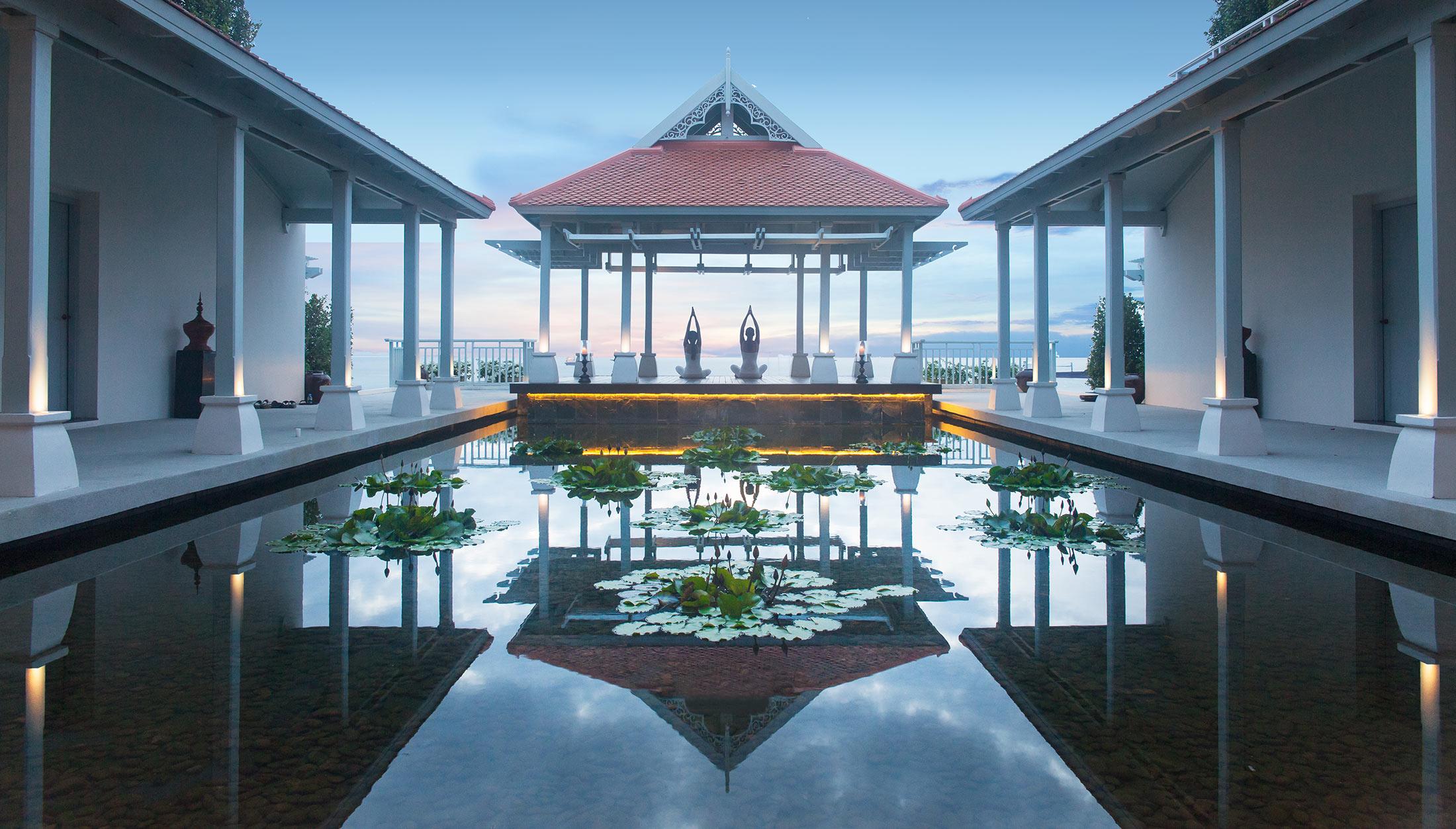 AMATARA WELLNESS RESORT, - Phuket, Thailand