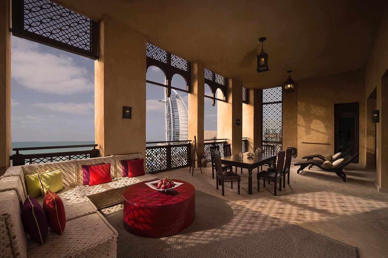 Jumeirah Mina A'Salam Hotel - Dubai, United Arab Emirates
