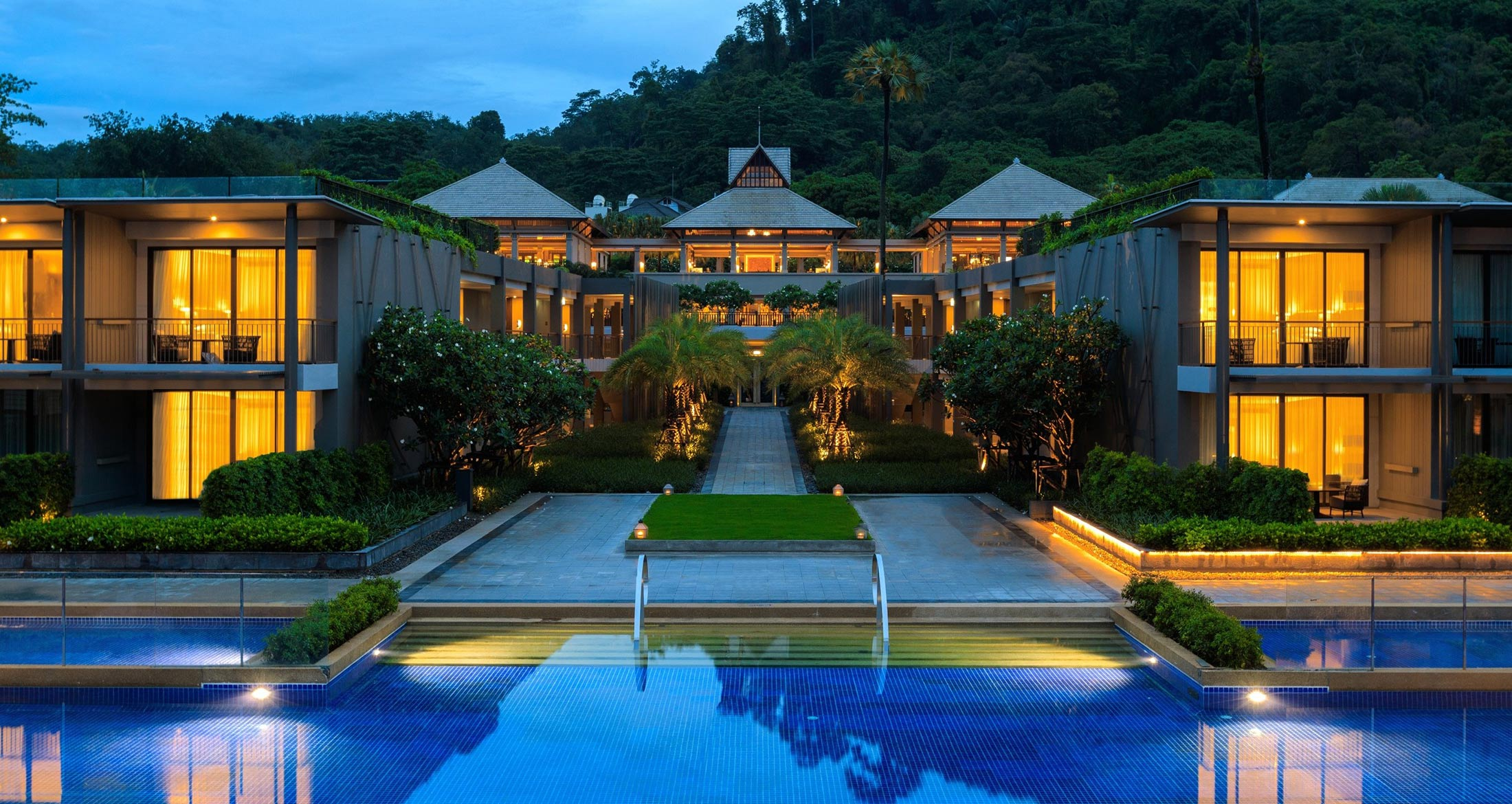 The Sarojin Khaolak Resort - Thailand