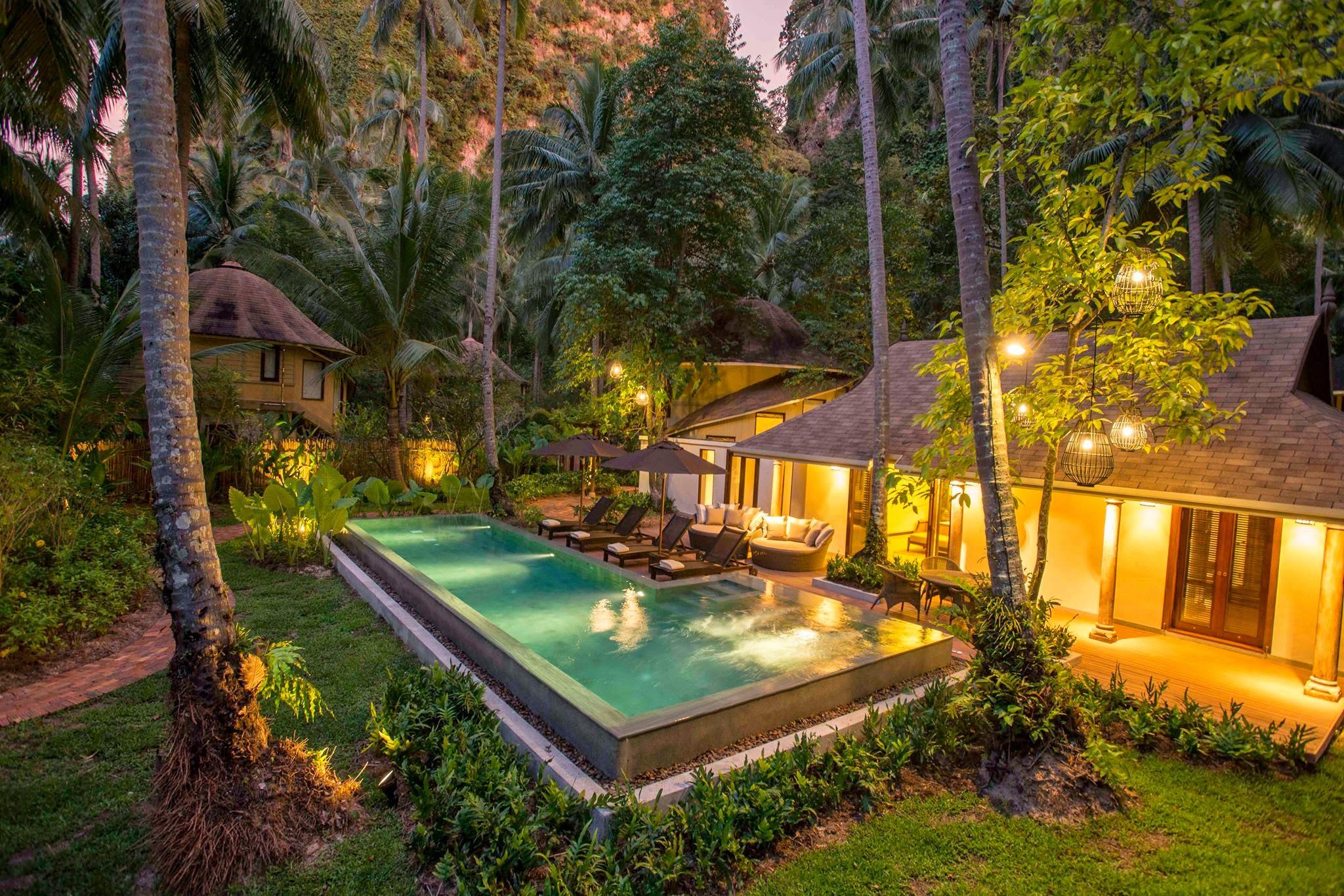 Rayavadee Resort - Thailand