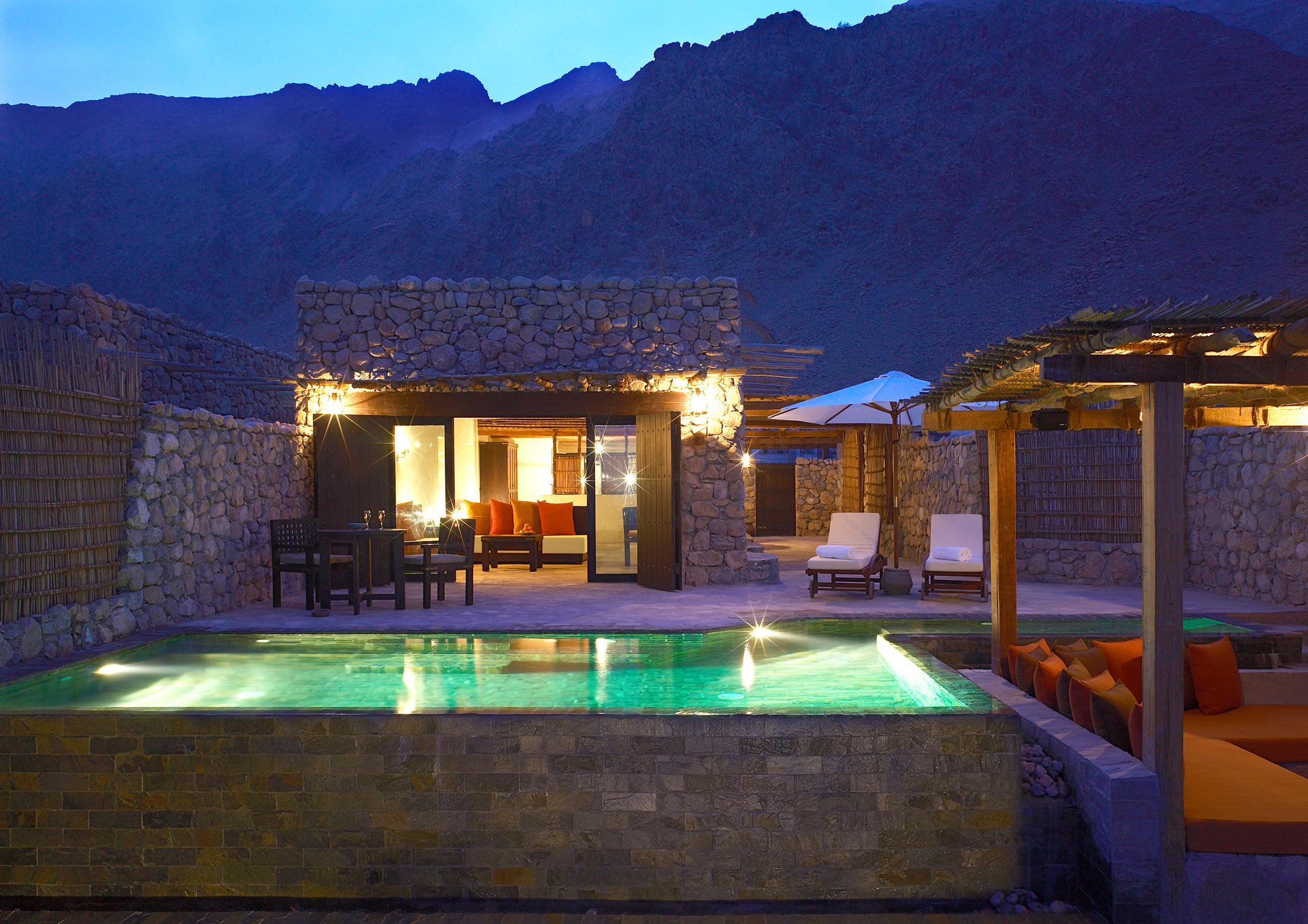 Six Senses Zighy Bay - Musandam Peninsula, Oman