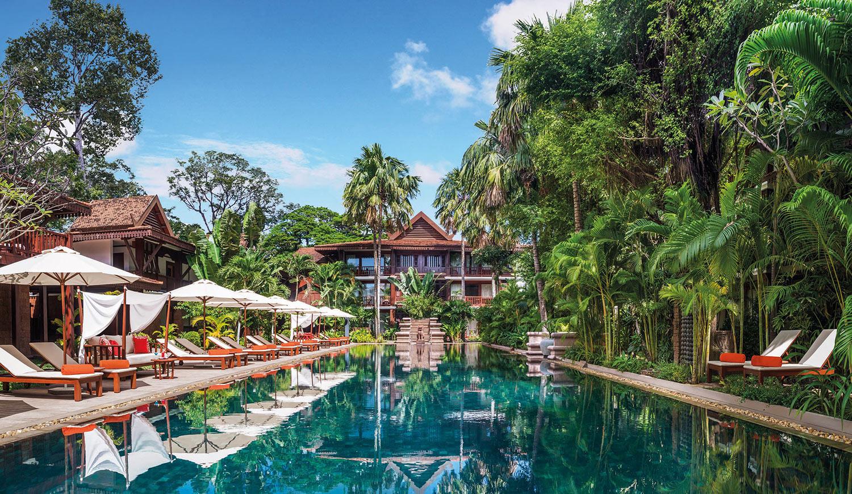 Belmond La Résidence d'Angkor - Krong Siem Reap, Cambodia