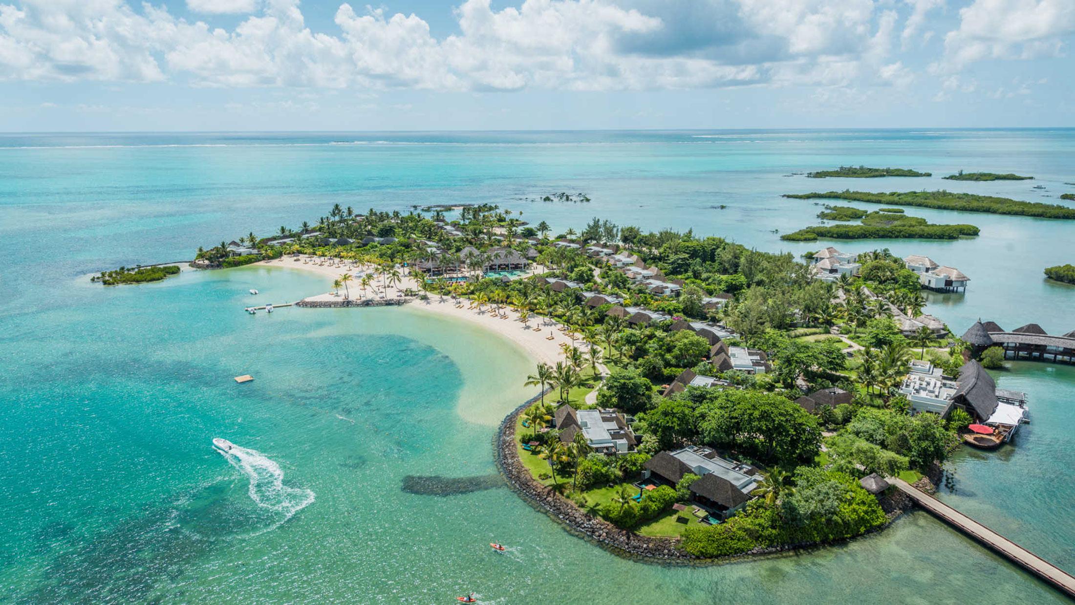 four Seasons Resort at Anahita - Beau Champ, Mauritius