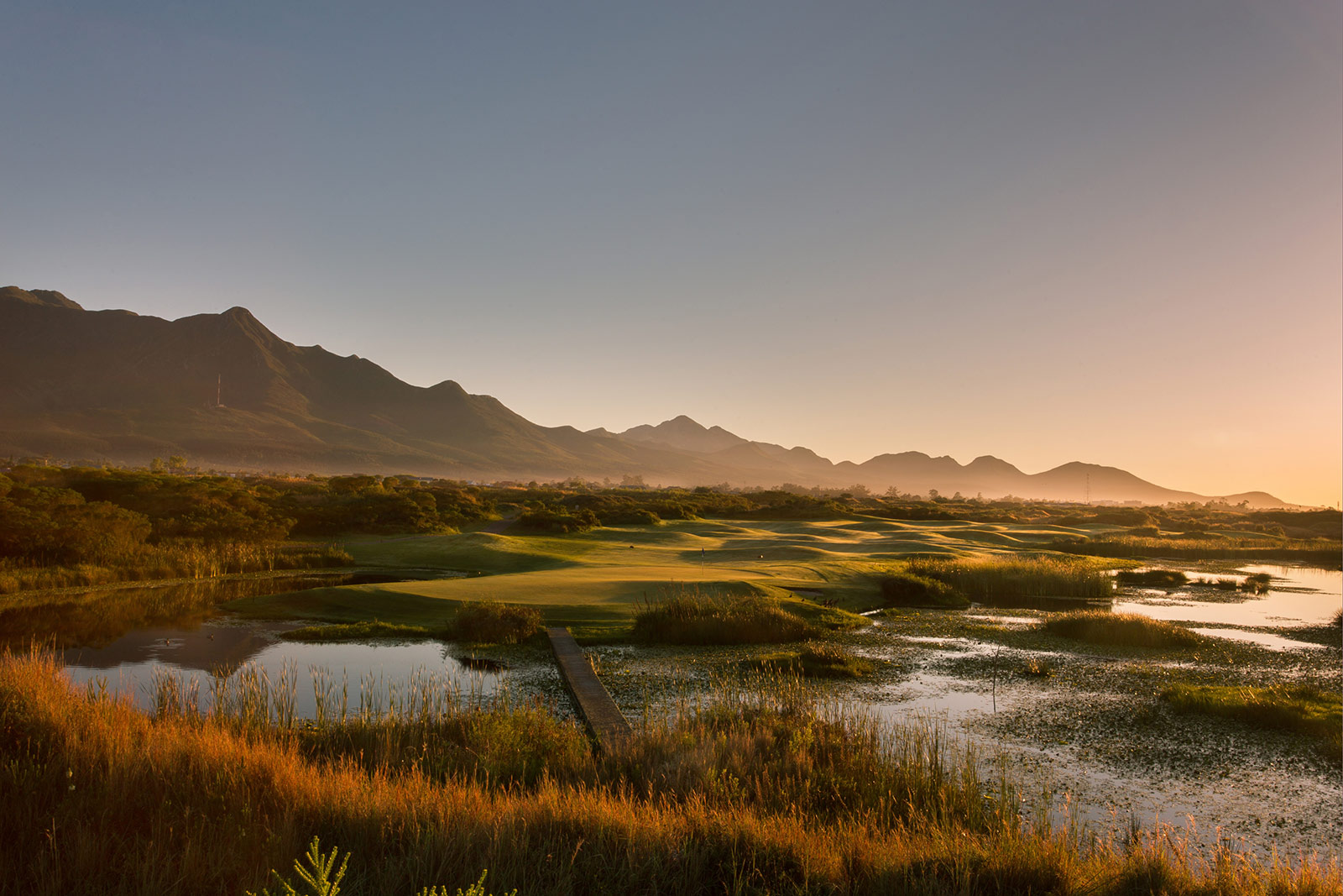 FANCOURT HOTEL & COUNTRY CLUB - George, South Africa