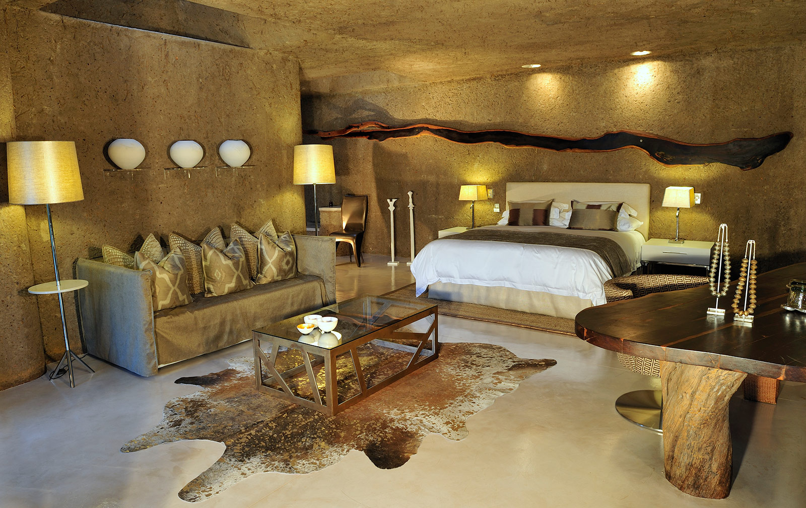 SABI SABI EARTH LODGE - Sabi Sand, Africa