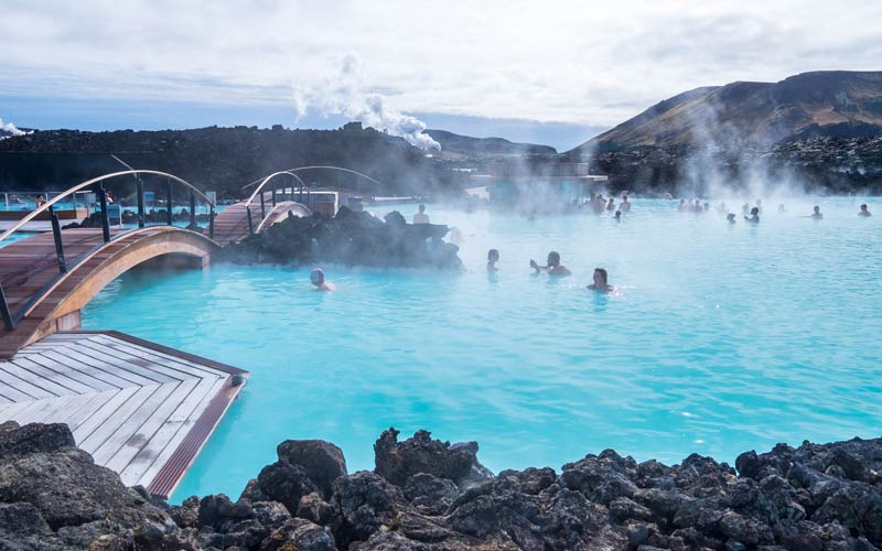 wELLNESS | iCELAND - Reykjavik to Reykjavik