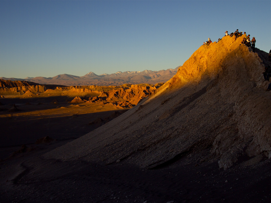 Eclipse  Atacama -