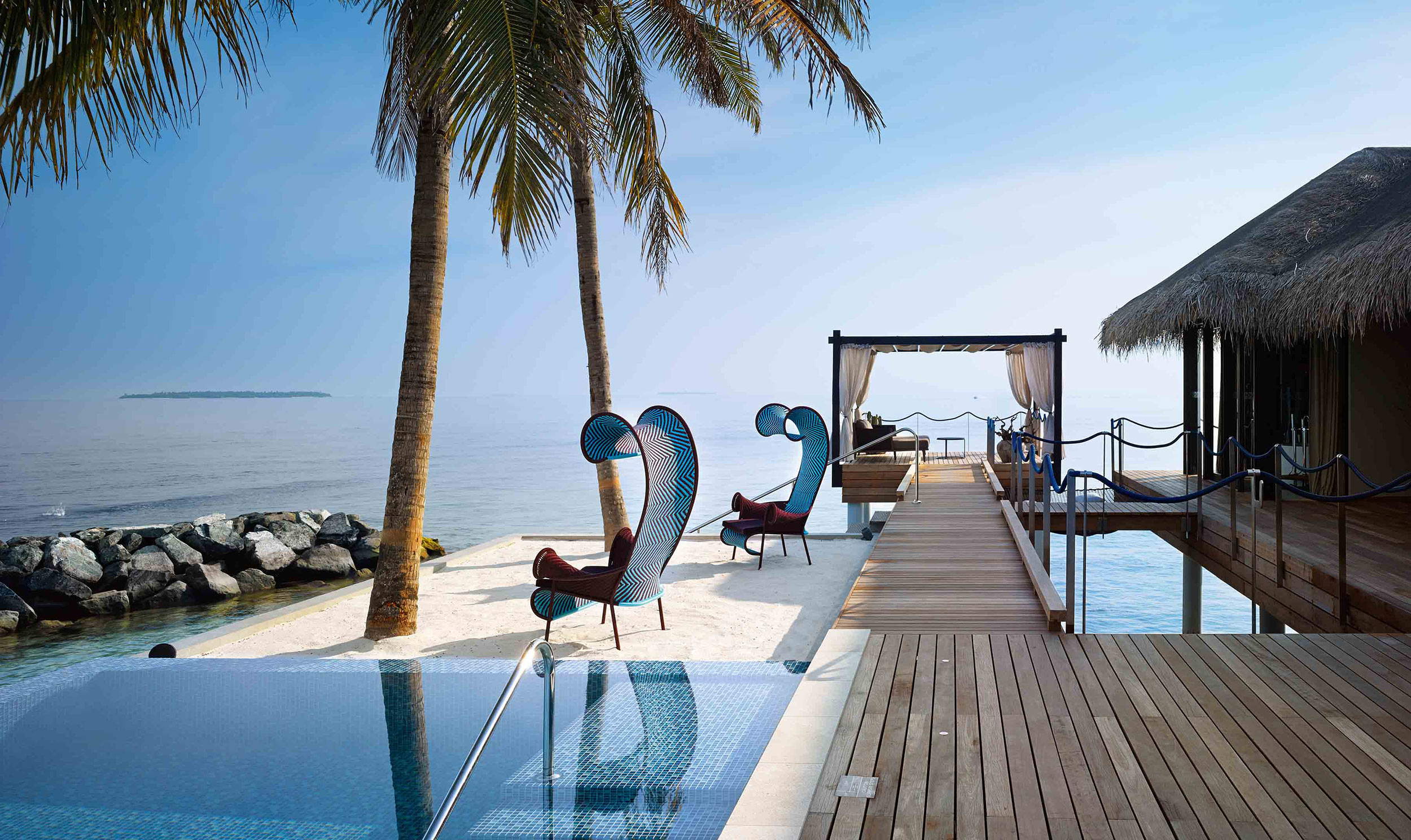 Velaa Private Island - Nestled in the Maldives, is an Island for all senses.
