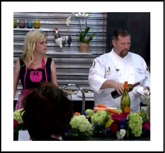 In the Kitchen with Friends - RSUTV Chef Justin Thompson