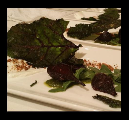 Tasting Oklahoma - Course 2: Chef Sam BrackenThe Canebrake Resort and Spa