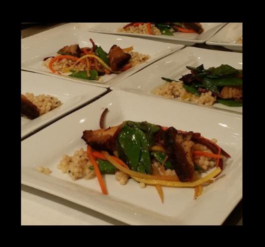 Tasting Oklahoma - Course 3, Part 1: Chef Sam BrackenThe Canebrake Resort and Spa