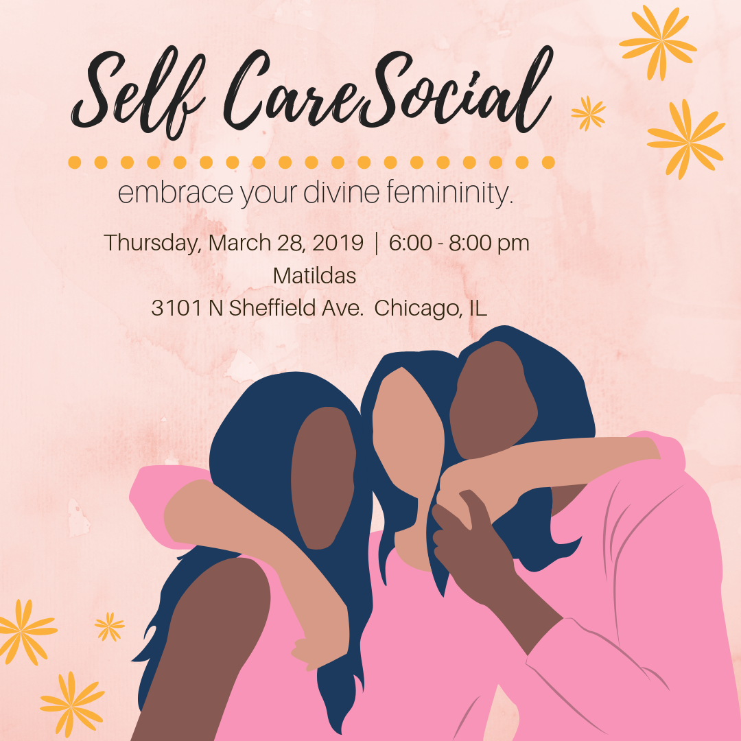 - DATE: Thursday, March 28, 2019TIME: 6:00 PMLOCATION: Matildas 3101 N.Sheffield Ave.RSVP HERE