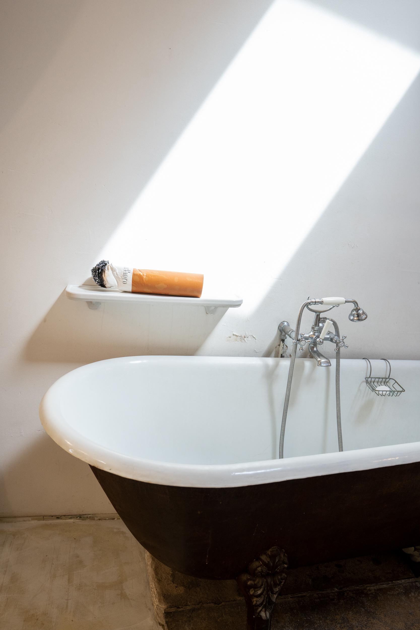 Cigarette-Marlboro by Sergio Garcia