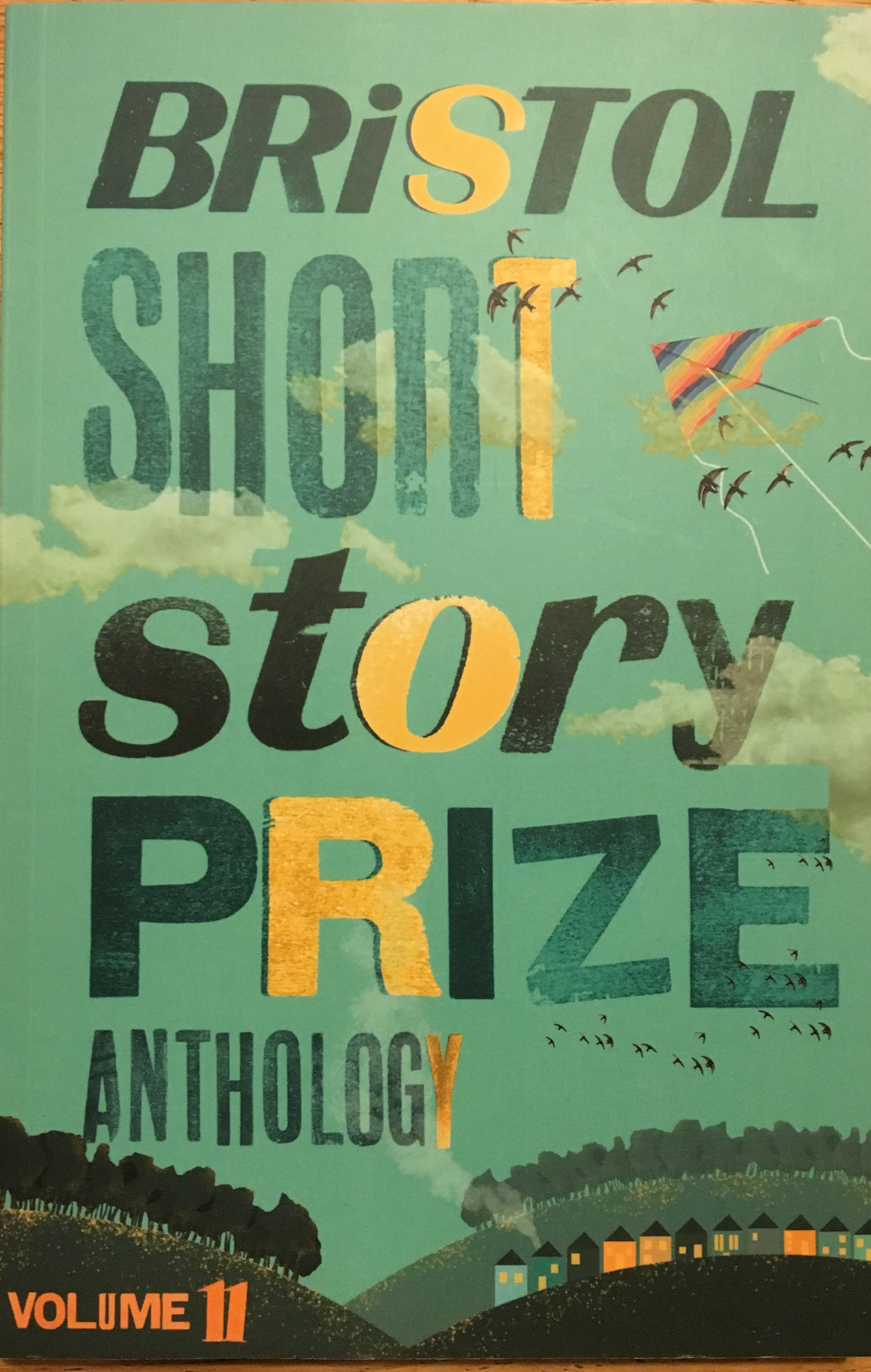 The short story,  The Significance of Swans , was shortlisted in the Bristol Prize and was published in the anthology of winning stories.